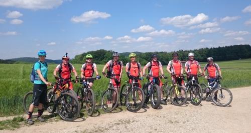 MTB-Training-Gruppe1